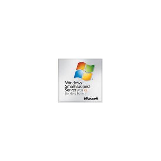 Microsoft Windows Small Business Server 2003 R2 Standard Edition