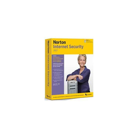 *NEW* Norton Internet Security 2007 (PC)