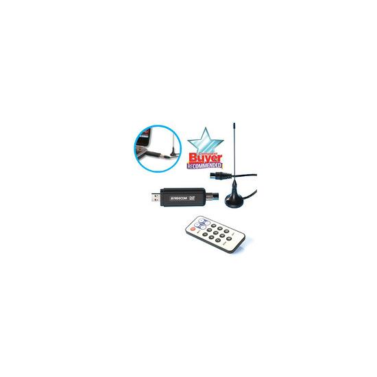 Freecom DVB-T USB Stick - Now Vista Compatible!