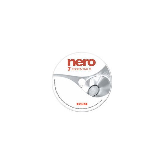 Nero 7 Essentials Suite 1 (PC)