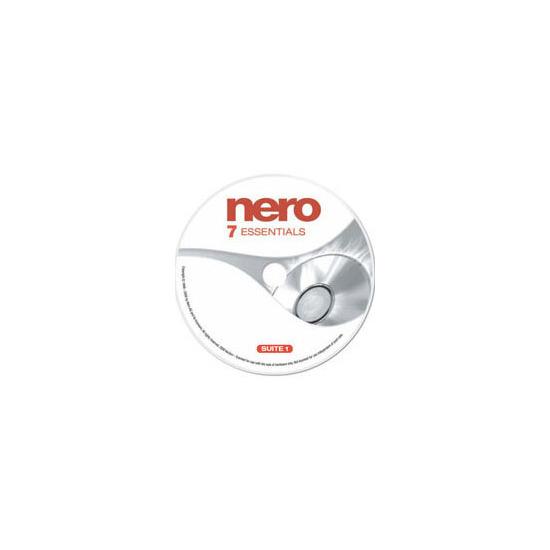 Nero 7 Essentials Suite 1 (PC)