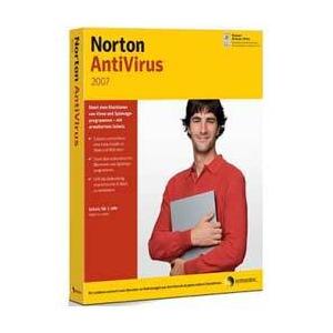 Photo of Norton Antivirus 2007 (PC) Software