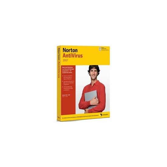 Norton Antivirus 2007 (PC)