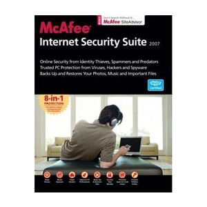 Photo of McAfee Internet Security 2007 (PC) Software