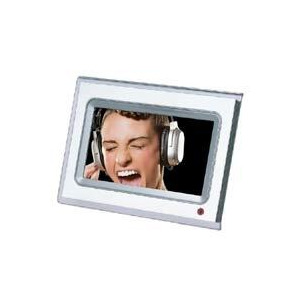 Photo of CiBox 7INCH LCD Digital Photo Frame With MP3/MP4 Playback Digital Photo Frame