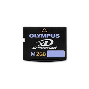 Photo of (Type m) 2GB XD-Picture Card Memory Card