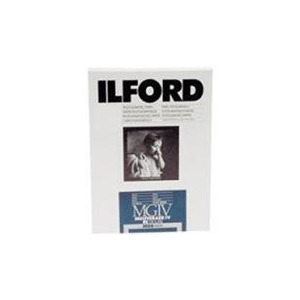Photo of Ilford Multigrade Resin Coated 20 3X25 4CM 25 10 Sheets Pearl Printer Paper