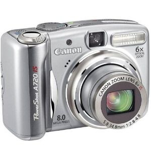 Photo of Canon PowerShot A720IS Digital Camera
