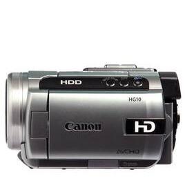 Canon HG10 Reviews