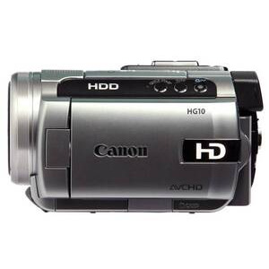 Photo of Canon HG10 Camcorder