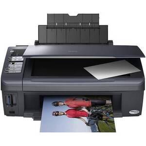 Photo of Epson Stylus DX7400  Printer
