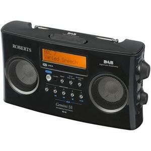 Photo of Roberts Gemini RD 55 Radio