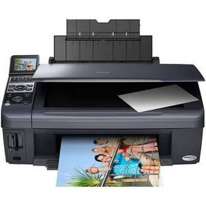 Photo of Epson Stylus DX8400 Printer