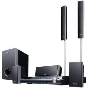 Photo of Sony DAV-DZ531W Home Cinema System