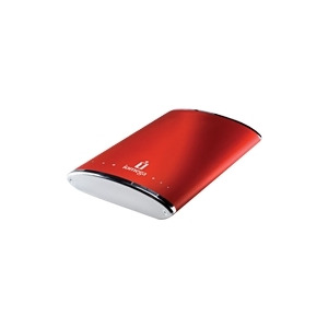 Photo of Iomega EGo Portable Hard Drive - Hard Drive - 160 GB - External - Hi-Speed USB - 5400 RPM - Buffer: 8 MB External Hard Drive
