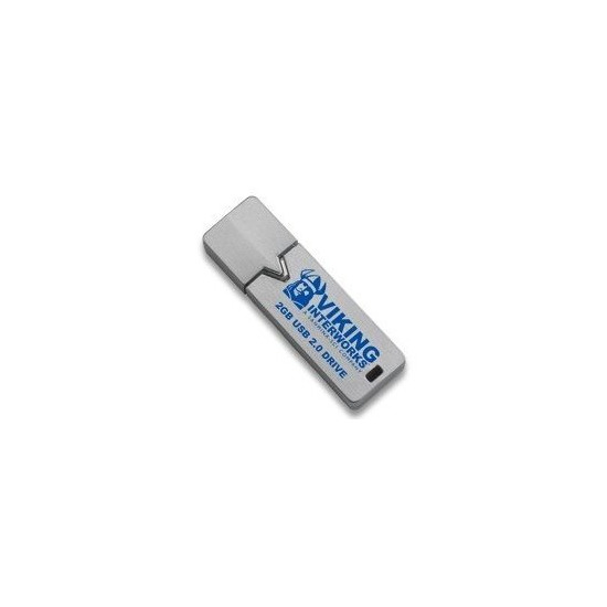 Viking 2GB USB 2.0 Pocket Memory