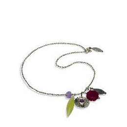 Monica Vinader Sterling Silver Charm Necklace Reviews