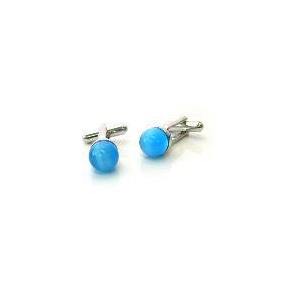 Photo of Cateye Ball Cufflinks Jewellery Woman