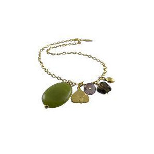 Photo of Monica Vinader Buddha Necklace Jewellery Woman