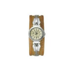 Photo of Brown Leather Watch Watches Woman