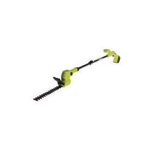Photo of Handy Long Reach Lithium Ion Cordless Hedge Trimmer Garden Equipment