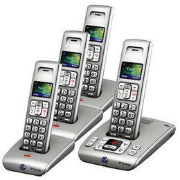 BT Synergy 6500 Quad Telephone Reviews