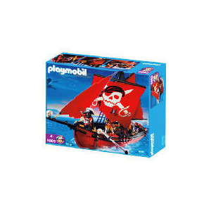 Photo of Playmobil Pirate Ship Toy