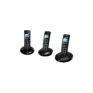 Photo of BT Graphite 2500 Trio Landline Phone