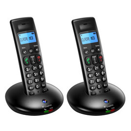 BT Graphite 2100 Twin Telephone Reviews