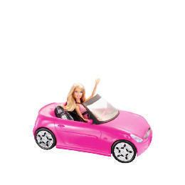 Barbie Doll and Glam Convertible Reviews