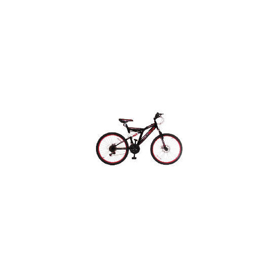 "24"" Octane Interceptor Bike"