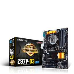Gigabyte GA-Z97P-D3 Reviews