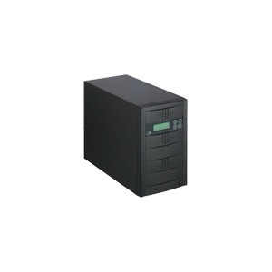 Photo of EDGE10 Edgedupe ONE2FOUR - Disc Duplicator - DVD-Writer X 4 , DVD-ROM X 1 - Max Drives: 5 - External Computer Component