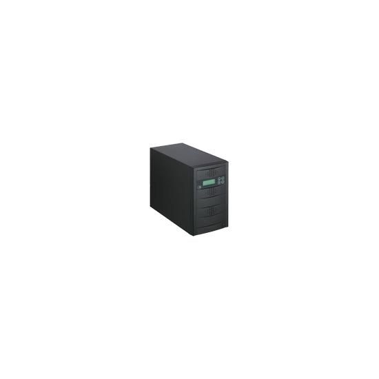 Edge10 Edgedupe One2Four - Disc duplicator - DVD-Writer x 4 , DVD-ROM x 1 - max drives: 5 - external