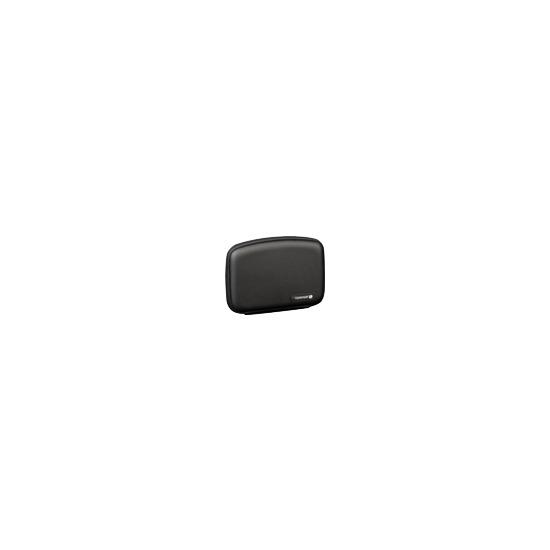 TomTom - Case for GPS - molded EVA - black