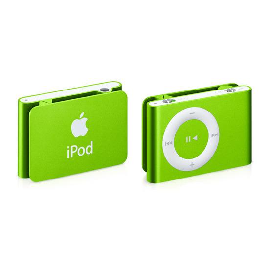 Apple iPod Shuffle 1GB 2nd Generation