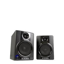 M-Audio Studiophile AV 40 - Left / right channel speakers - 40 Watt (Total) - 2-way Reviews