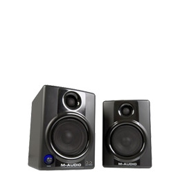 M-Audio Studiophile AV 40 - Left / right channel speakers - 40 Watt (Total) - 2-way Reviews