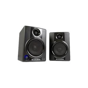 Photo of m-Audio Studiophile AV 40 - Left / Right Channel Speakers - 40 Watt (Total) - 2-Way Speaker