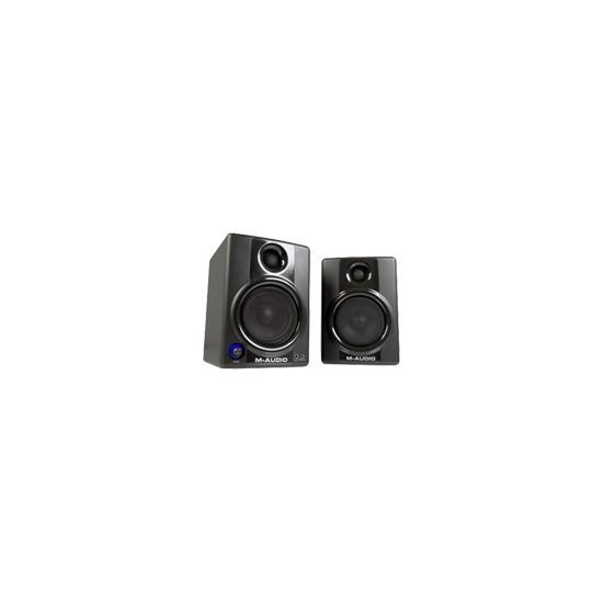 M-Audio Studiophile AV 40 - Left / right channel speakers - 40 Watt (Total) - 2-way