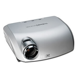 Photo of OPTOMA THEMESCENE HD80 PROJECTOR Projector
