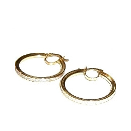 Gold loop earrings Reviews