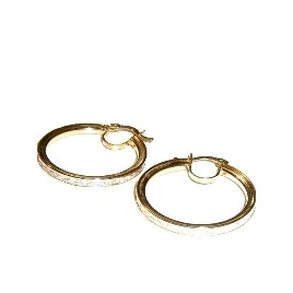 Gold loop earrings Reviews