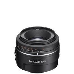 DT 35mm f1.8 SAM Lens