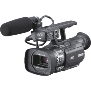 Photo of JVC GY-HM100E Camcorder