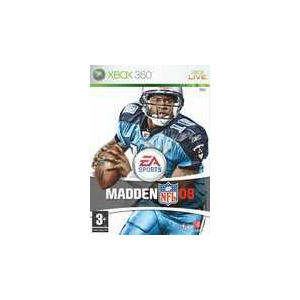 Photo of Madden NFL 2008 XBOX 360 Video Game