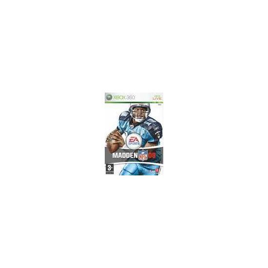 Madden NFL 2008 Xbox 360