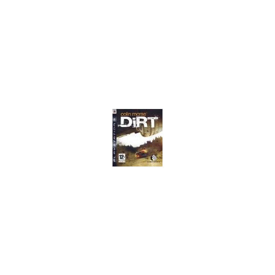 Colin McRae Dirt (PS3)
