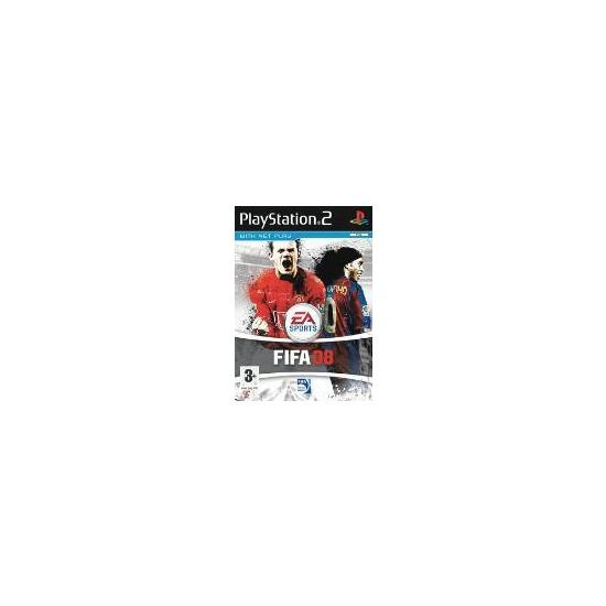 Fifa 2008 (PS2)