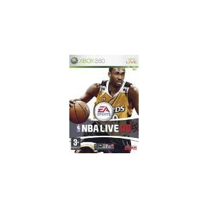 Photo of NBA Live 2008 (XBOX 360) Video Game